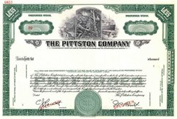 Pittston Company ( Brink's Home Security )