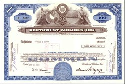Northwest Airlines, Inc. (Merged with Delta Airlines)