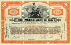 North American Edison Company 1930's