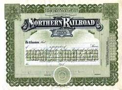Northern Railroad - New Hampshire