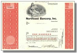 Northeast Bancorp, Inc. - Now First Union