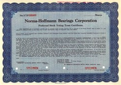 Norma - Hoffmann Bearings Corporation