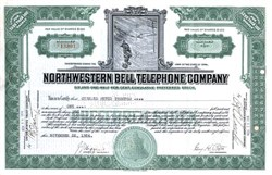 Northwestern Bell Telephone Company - Iowa 1926