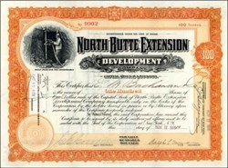 North Butte Extension Development Company 1915
