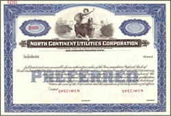 North Continent Utilities Corporation