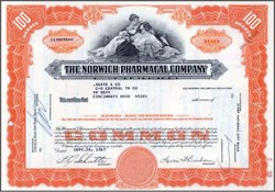 Norwich Pharmacal Company ( Now Procter & Gamble Company )