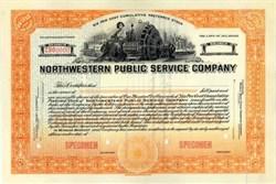 Northwestern Public Service Company ( Now NorthWestern Corporation )