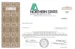 Northern States Bancorporation, Inc.