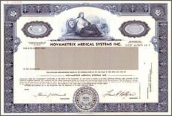 Novametrix Medical Systems Inc.