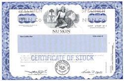 Nu Skin Asia Pacific, Inc. - Delaware