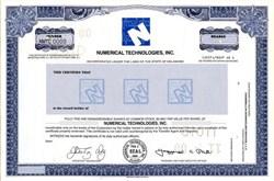Numerical Technologies, Inc. - Delaware