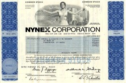 NYNEX Corporation (World Trade Center vignette)  - Delaware 1984