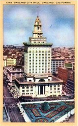 Oakland City Hall - Oakland, California