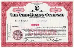 Ohio Brass Company - New Jersey 1968