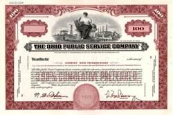 Ohio Public Service Company ( Now Ohio Edison )
