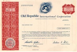 Old Republic International Corporation