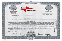 Omni Spectra, Inc. ( Merged into M/A-Com )