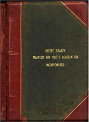 United States Amateur Air Pilots Association and the Sportsman Pilot Association of America archive dated from 1930 to 1934