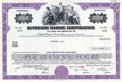 Outboard Marine Corporation - Delaware 1971