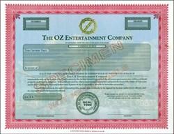 OZ Entertainment Company