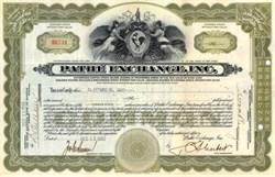 Pathe Exchange, Inc. - New York 1930