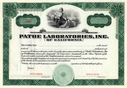 Pathe Laboratories, Inc. (of California)