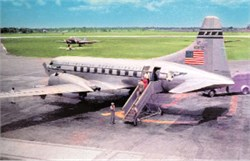 Pan American Airways Convair 340 - 1950's