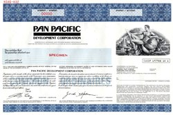 Pan Pacific Development Corporation - Canada