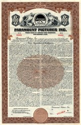 Paramount Pictures, Inc. - 1935