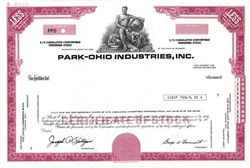 Park-Ohio Industries, Inc.