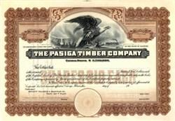Pasiga Timber Company - Illinois