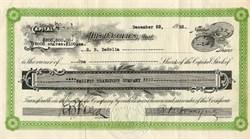 Pacific Transport Company - California 1923
