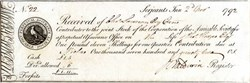 Perpetual Assurance Amicable Society -  Serjeants Inn 1792