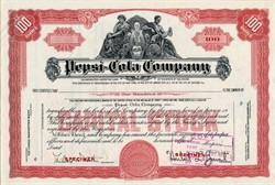 Pepsi-Cola Company (Rare Specimen) - Delaware 1940's