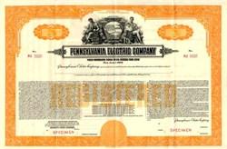 Pennsylvania Electric Company - Pennsylvania 1946