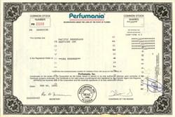 Perfumania, Inc. - Florida 1992