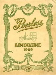 Peerless Limousine 1909