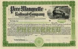 Pere Marquette Railroad Company - Michigan