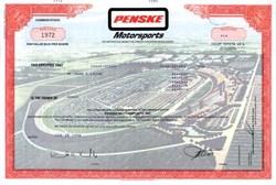 Penske Motorsports, Inc.  - Delaware 1998