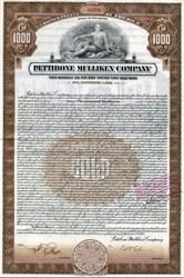 Pettibone Mulliken Company - 1928 - Gold Bond