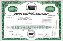 Penn Central Company post Bankruptcy