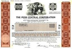 Penn Central Corporation - Pennsylvania 1978