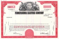Pennsylvania Electric Company