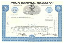 Penn Central Railway Company
