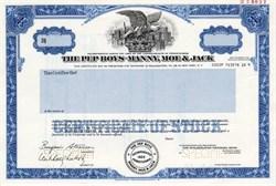 Pep Boys - Manny, Moe & Jack - Pennsylvania