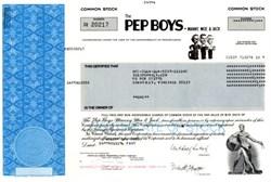 Pep Boys - Manny, Moe & Jack