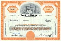 Perkin - Elmer Corporation