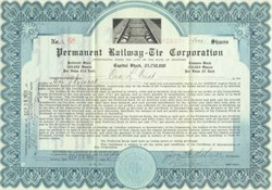 Permanent Railway-Tie Corporation