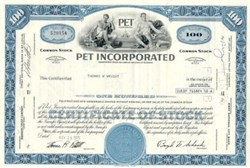 Pet Incorporated circa 1970s