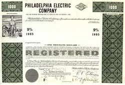 Philadelphia Electric Company - 1970